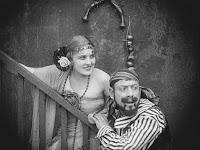 "Кадр из фильма Чарли Чаплина ""Пародия на Кармен"" / Burlesque on Carmen (1916) - 6"