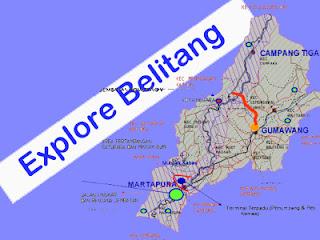 Tempat Yang Wajib Dikunjungi di Belitang OKUT