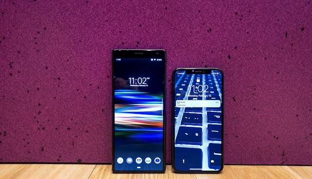 هاتف سوني اكسبيريا 2020 Sony Xperia || هواتف سوني الجديدة