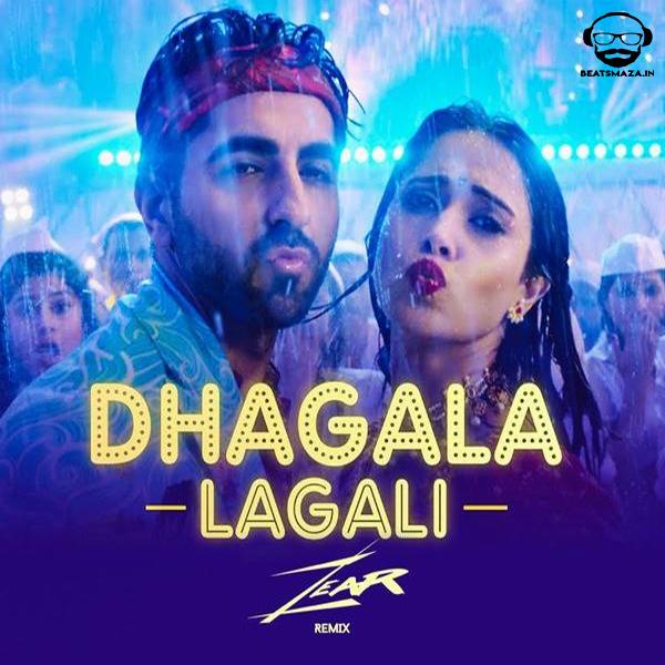 Dhagala Lagali (Trap Edit Remix) - DJ Zear