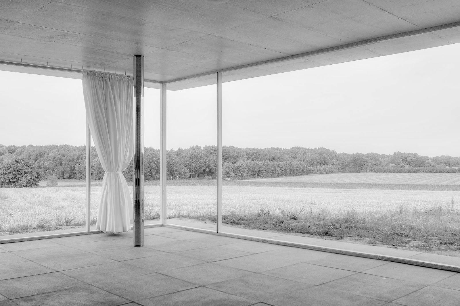 Mies Van Der Rohe U2013 1:1 Modell Golfclubhaus . Krefeld