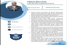 Lukas Enembe Sebut Perdebatan Jabatan Kursi Wakil Gubernur Papua Belum Tepat