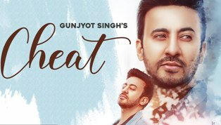 Cheat Lyrics - Gunjyot Singh Ft. Ella Scott