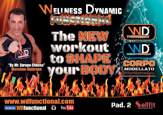 Wellness dynamic functional, l'evoluzione del body building