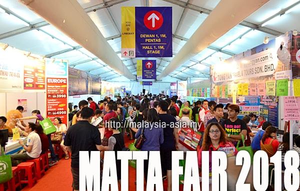 Malaysia Matta Fair 2018