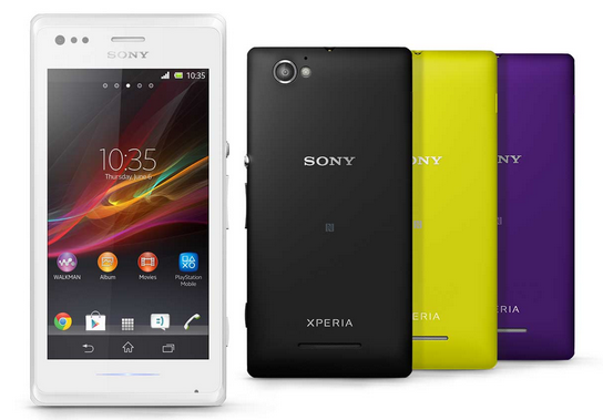 Harga Sony Xperia M C1905 Terbaru
