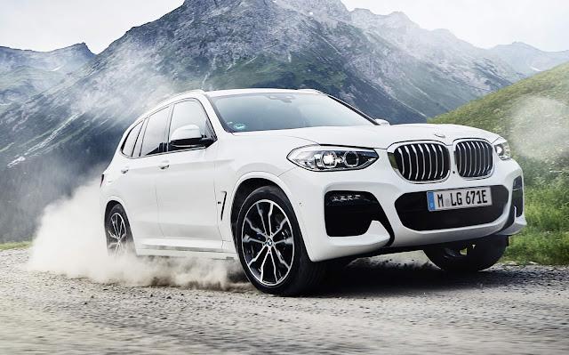 BMW X3 híbrido chega ao Brasil - preço R$ 342.950