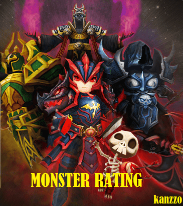 Kanzzo Monster Rating Summoners War Sky Arena