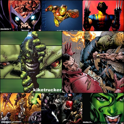 Wallpapers Marvel Comics - Pack 2 [Deposit Files]