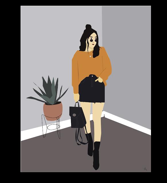 Wallpapers de moda para celular