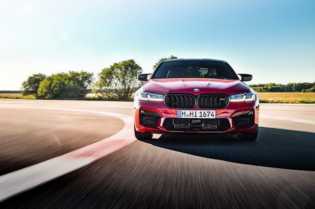 BMW M5 Competition 2021 launched in India