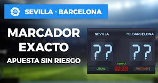 Paston Promoción LaLiga Santander: Sevilla vs Barcelona 31 marzo