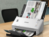 Epson DS-410 Document Scanner Drivers Download