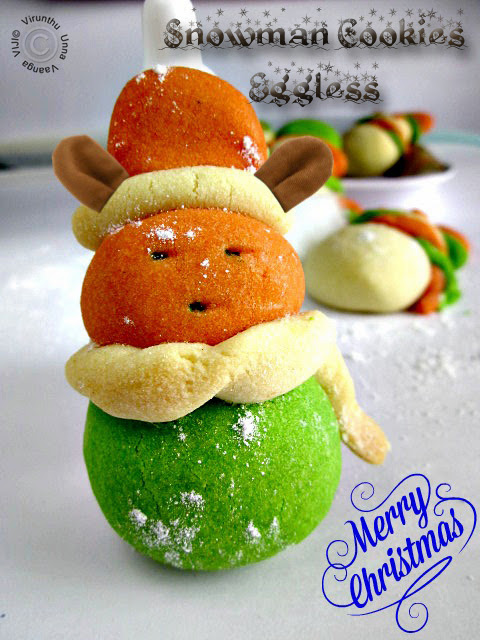 snowman-cookies-eggless