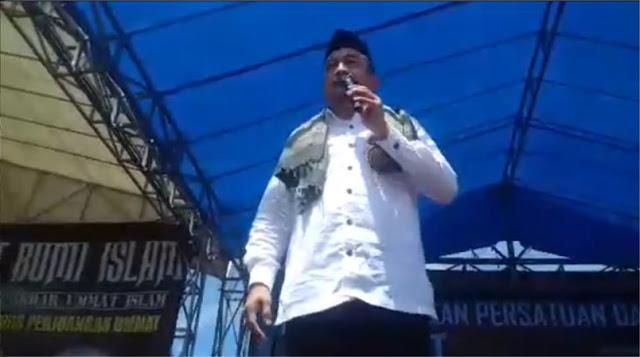Ceramah Menggetarkan Ustaz Bachtiar Nasir di Garut: Lawan yang Coba Bangkitkan PKI!