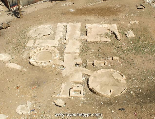الحمامات الرومانية القديمة