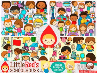 Little Red's Clipart