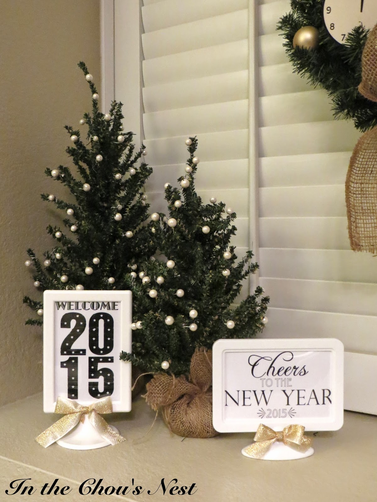 In The Chou S Nest New Year S Eve Printables