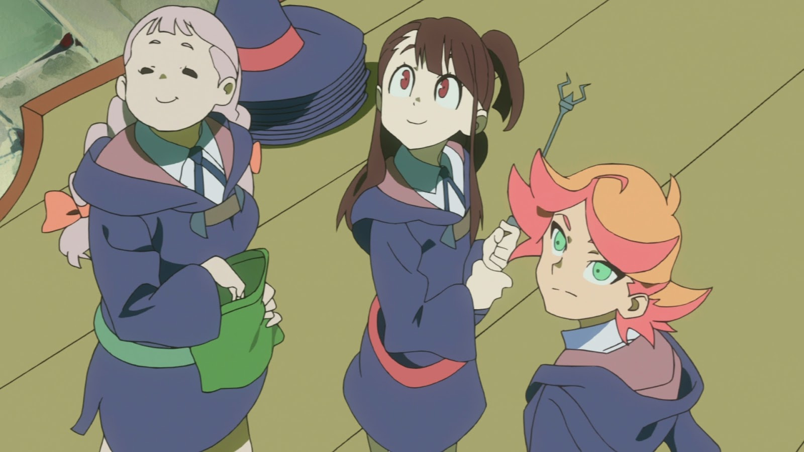 Little Witch Academia - Peliculas