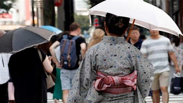 وفاة 23 شخصا جراء ارتفاع درجات الحرارة في اليابان