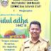 Etris Dsem, Kepala DPMN Pasbar Mengucapkan Selamat Idul Adha 1442 H/ 2021 M