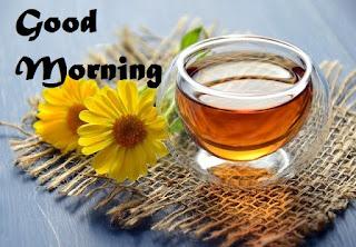 good morning tea gif images