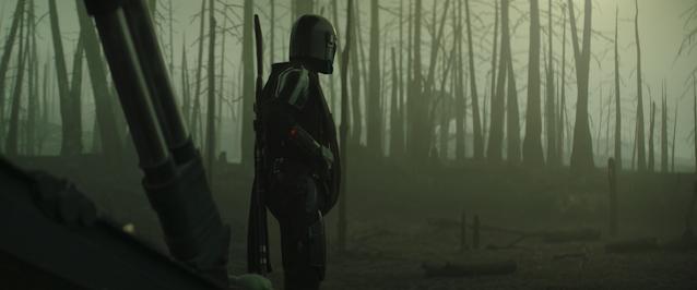 The Mandalorian Arrives On Corvus Chapter 13 The Jedi