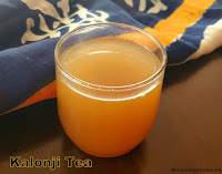 images of Kalonji Tea / Nigella Seeds Tea / Onion Seed Tea / Immunity Booster Tea