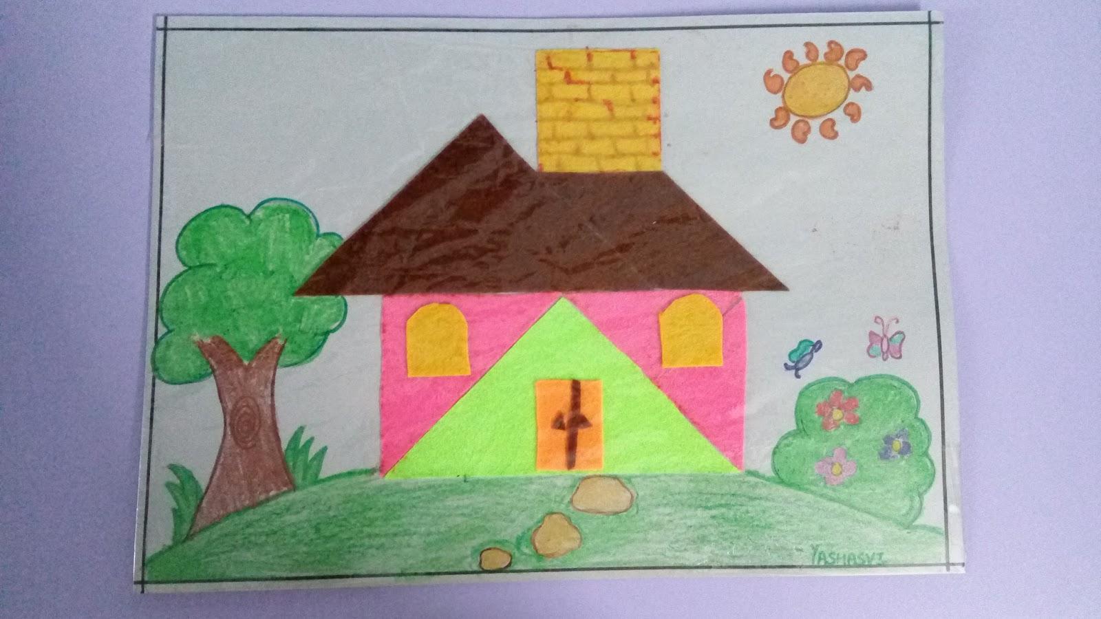 My Life As A Maa Tangram House