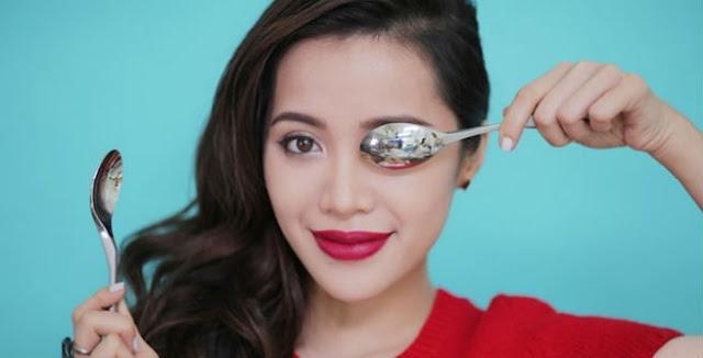 علاج الانتفاخ حول العين