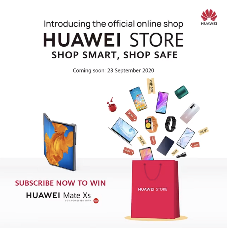 Huawei Philippines online store