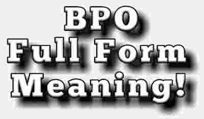 Bpo full form in hindi. What is the full form of bpo in hindi. Bpo ka full form kya hota hai. Bpo job kya hai. What is bpo job salary. How to start bpo business in hindi. Bpo call center kya hota hai.