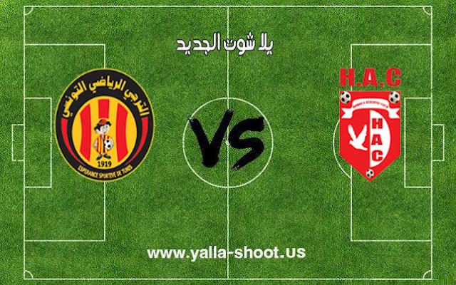 اهداف مباراة  الترجي التونسي وحوريا بتاريخ 11-01-2019 دوري أبطال أفريقيا