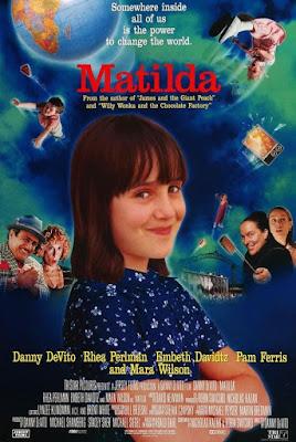 "Reflexión sobre la película ""Matilda"""