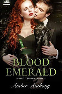 Blood Emerald - Vampire Rick Hiatt is a hero to die for by Amber Anthony