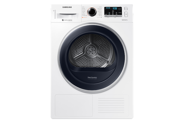 Samsung, Samsung's Heatpump Dryer, washing machine