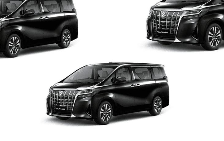 Review Eksterior Toyota Alphard 3.5 Q A/T, Mobil Tampan dan Menawan, Ulasan Terlengkap + Terbaru!
