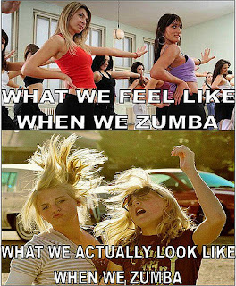 Image result for Funny Zumba