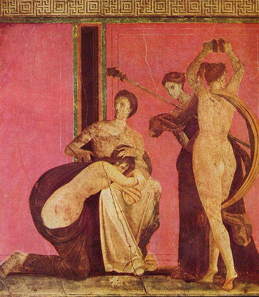 anaali seksiä antiikin Roomassa