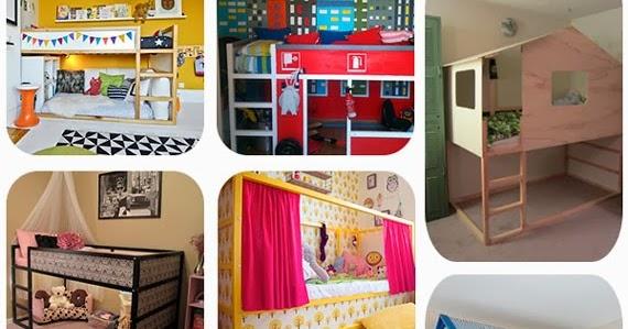 Letto A Castello Ikea Kura.Ikea Hacks Kura Una Casa Gioccatolo Nel Giardino Letto
