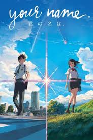 Your Name 2016 English Dubbed Bluray 720p & 480p Download