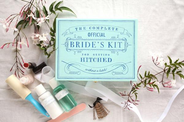 Bridesmaid Gift To Bride On Wedding Day: Esta Noche Soy Una Princesa: DIY Para Bodas: Kit De Emergencia