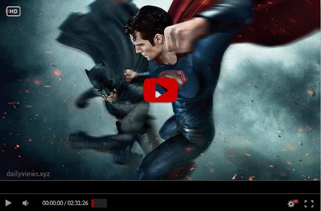 Batman V Superman Dawn Of Justice Stream