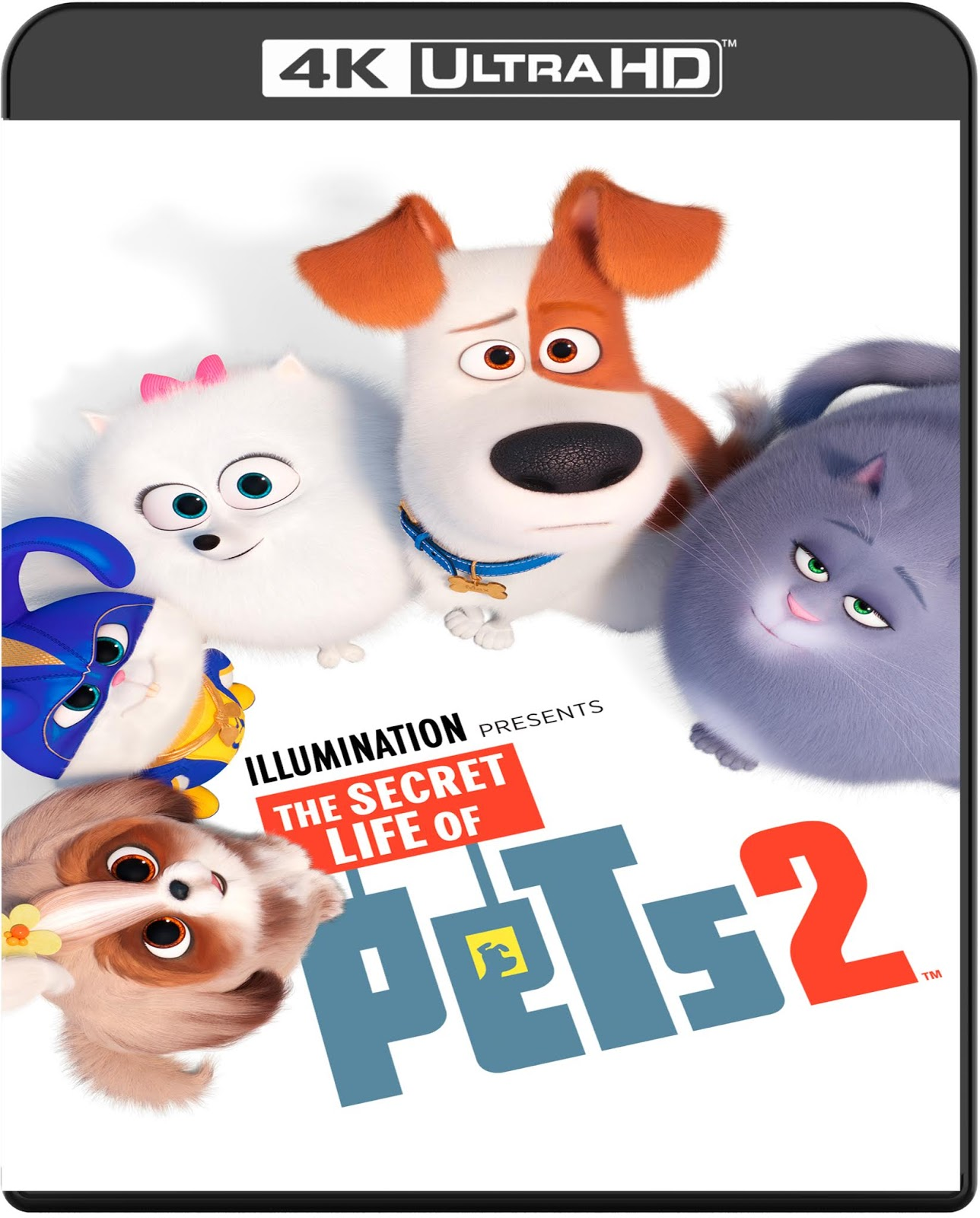The Secret Life of Pets 2 [2019] [UHD] [2160p] [Latino]