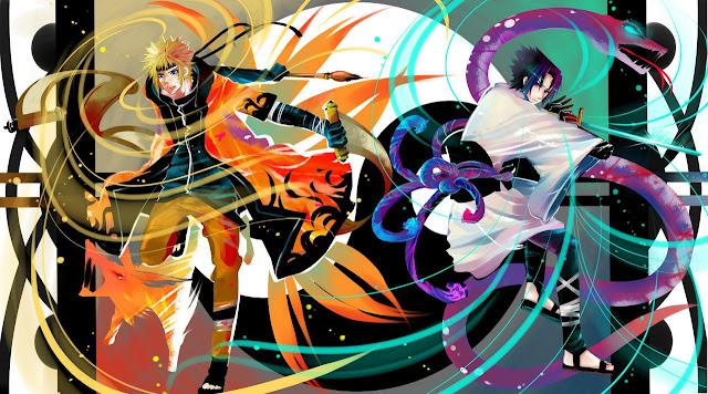 Naruto-and-Sasuke-Wallpaper-4K-HD