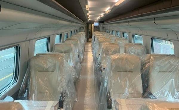 Στην Ελλάδα το τρένο που κινείται με 200 χλμ./ώρα!