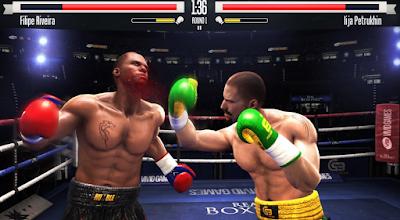 لعبة Real Boxing2
