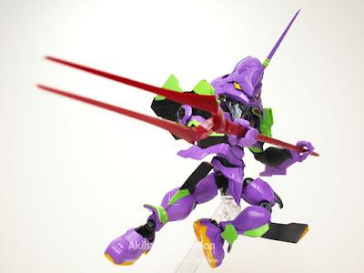 "Review del Nxedge Style EVA-01 de ""Neon Genesis Evangelion"" - Tamashii Nations"