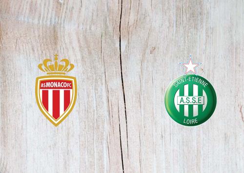 Monaco vs Saint-Etienne -Highlights 28 January 2020