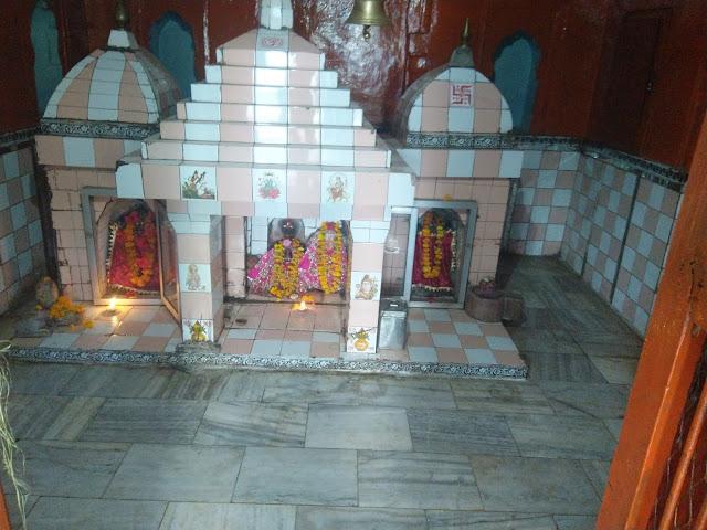 Rajrajeshwari Temple Mandla ,mandla fort, Mandla ka kila